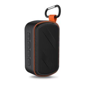 Havit Bluetooth Wireless Speaker, Black & Orange - M66