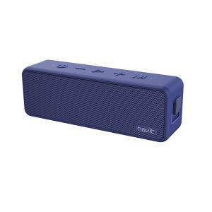 Havit Portable Bluetooth Wireless Speaker, Blue - M76-BL