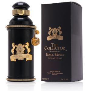 Alexandre.J Black Muscs, Eau de Parfum for Unisex - 100 ml