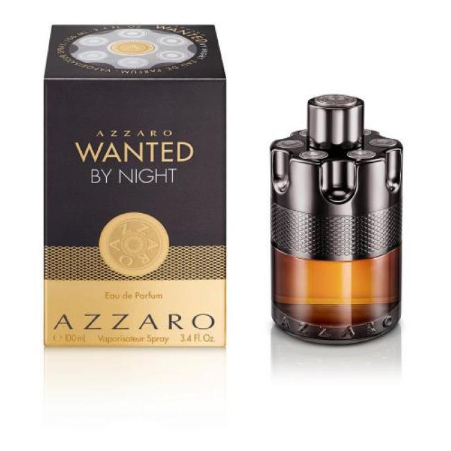 Azzaro Wanted by Night, Eau de Perfume for Men - 100ml
