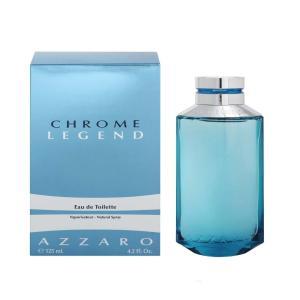 Azzaro Chrome Legend, Eau De Toilette For Men - 125ml