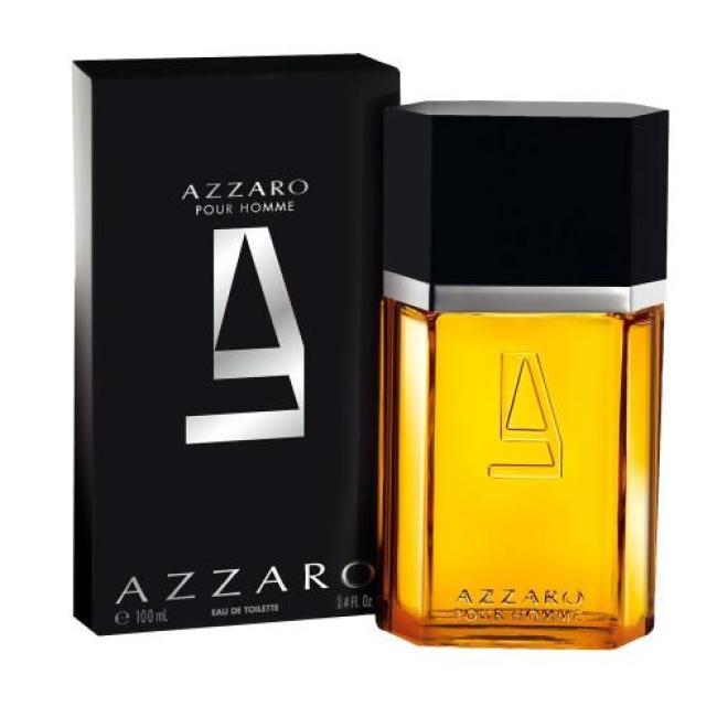 Azzaro Pour Homme, Eau De Toilette for Men - 100 ml
