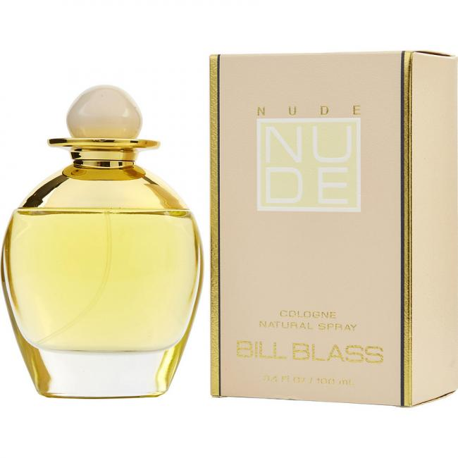 Nude Bill Blass, Eau de Cologne for Women - 100ml