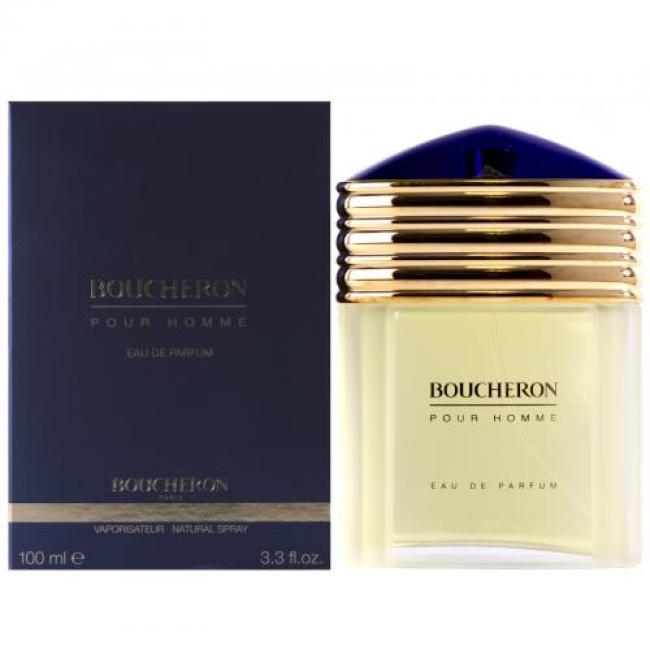 Boucheron Pour Homme, Eau De Perfume for Men - 100ml