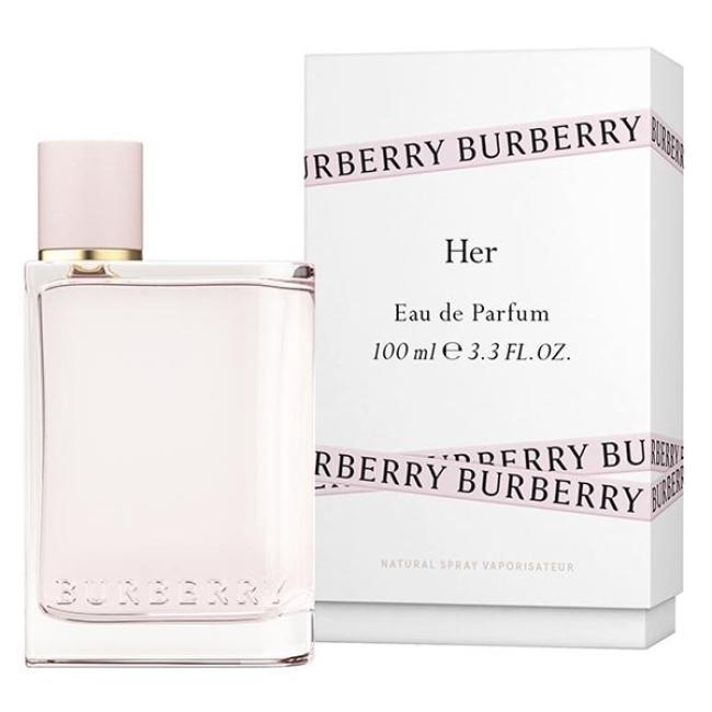 Burberry Her Burberry, Eau De Perfume for Women - 100ml