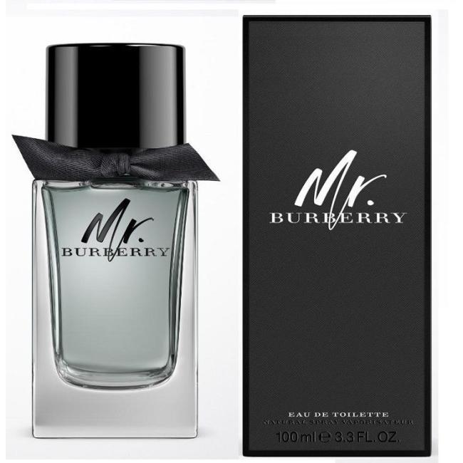 Burberry by Mr. Burberry, Eau de Perfume for Men - 100ml