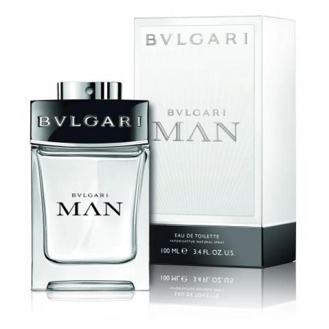 Bvlgari Man, Eau De Toilette for Men - 100ml