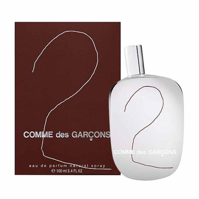2 Comme des Garcons, Eau de Perfume for Women - 100ml