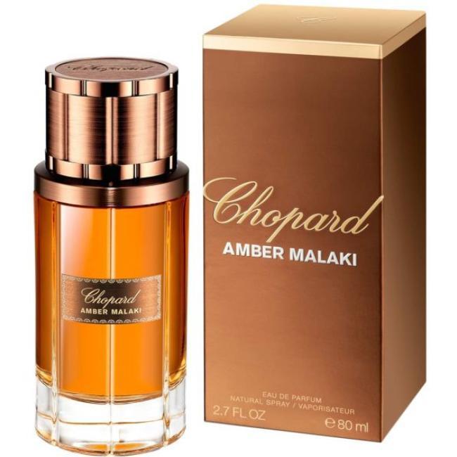 Chopard Amber Malaki, Eau de Perfume for Women - 80ml