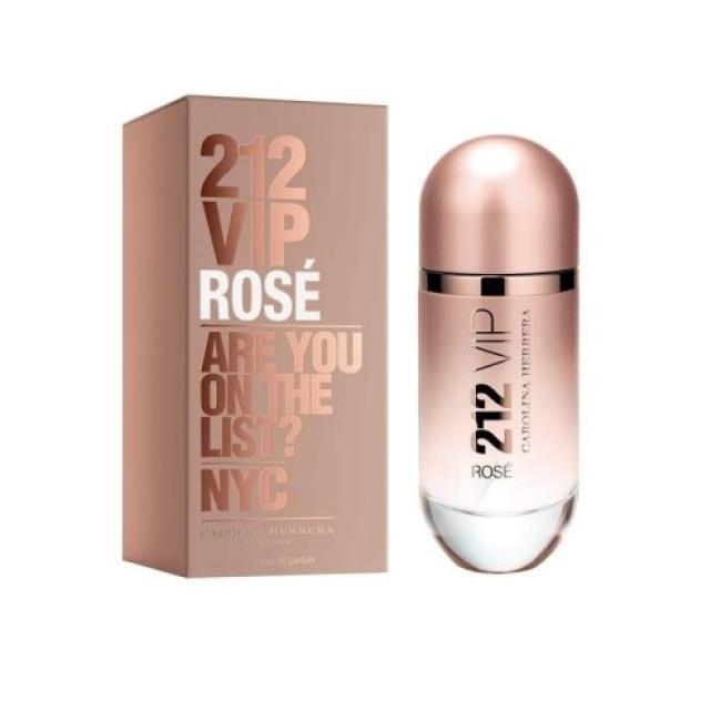 Carolina Herrera 212 Vip Rose, Eau De Perfume for Women - 80ml