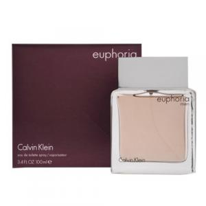 Calvin Klein Euphoria, Eau de Toilette for Men - 100 ml