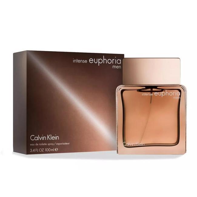 Calvin Klein Euphoria Intense, Eau de Toilette for Men,100ml