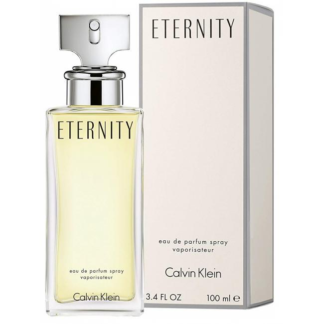 Calvin Klein Eternity, Eau de Perfume for Women - 100ml