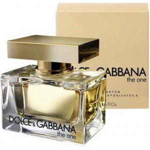 Dolce & Gabbana The One, Eau De Parfum for Women - 75ml