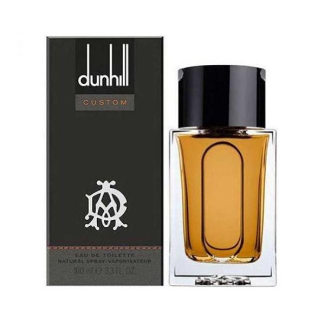 Dunhill Custom By Alfred Dunhill, Eau de Toilette Spray for Men - 100 ml