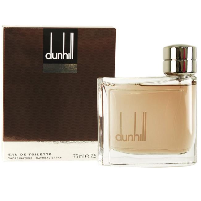 Dunhill Brown, Eau de Toilette Spray for Men - 75 ml
