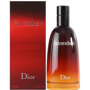 Christian Dior Fahrenheit, Eau De Toilette for Men - 100ml