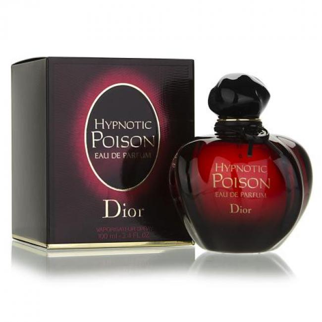 Christian Dior Hypnotic Poison, Eau De Perfume For Women - 100ml