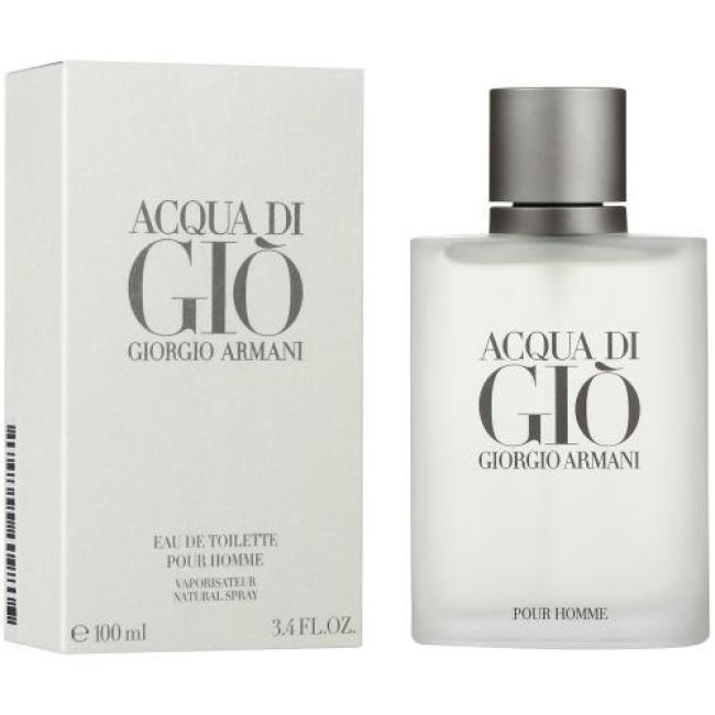 Giorgio Armani Acqua Di Gio, Eau De Toilette for Men - 100ml