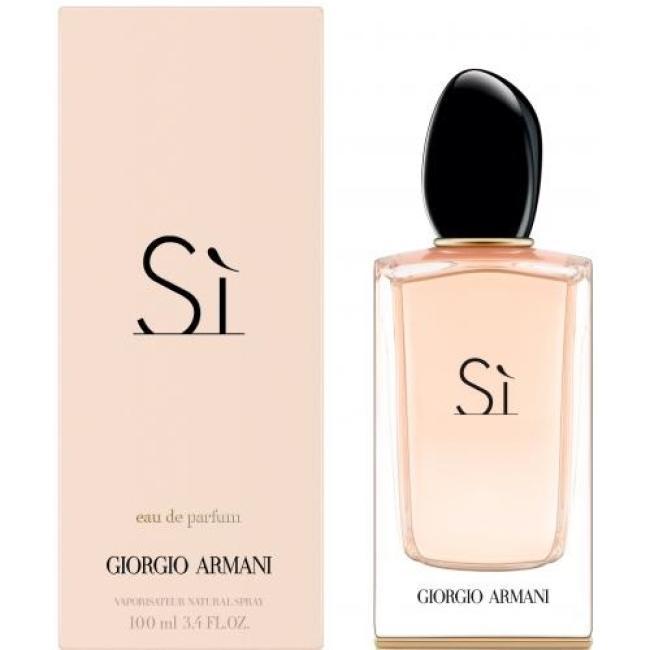 Giorgio Armani Si, Eau De Perfume For Women - 100ml