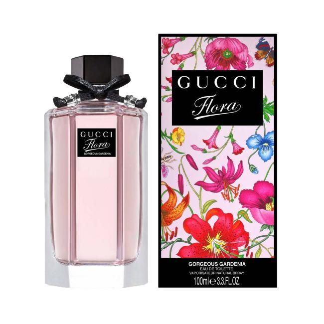 Gucci Flora Gorgeous Gardenia, Eau de Toilette for Women - 100ml