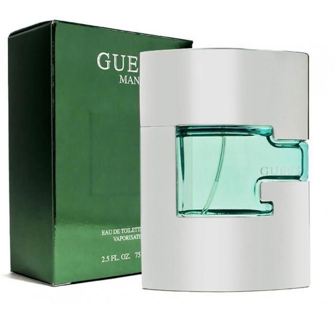 Guess Man, Eau de Toiletter for Men - 75ml