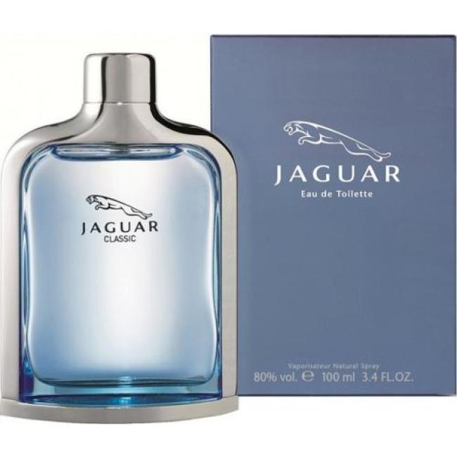 Jaguar Classic Blue, Eau de Toilette for Men - 100 ml