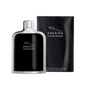 Jaguar Classic Black, Eau de Toilette for Men - 100 ml