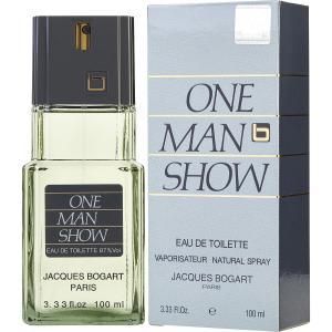 Jacques Bogart One Man Show, Eau De Toilette for Men - 100ml