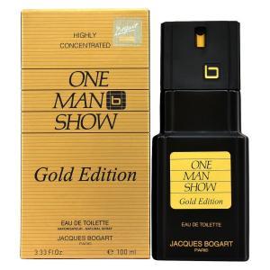 Jacques Bogart One Man Show Gold Edition, Eau De Toilette for Men - 100ml
