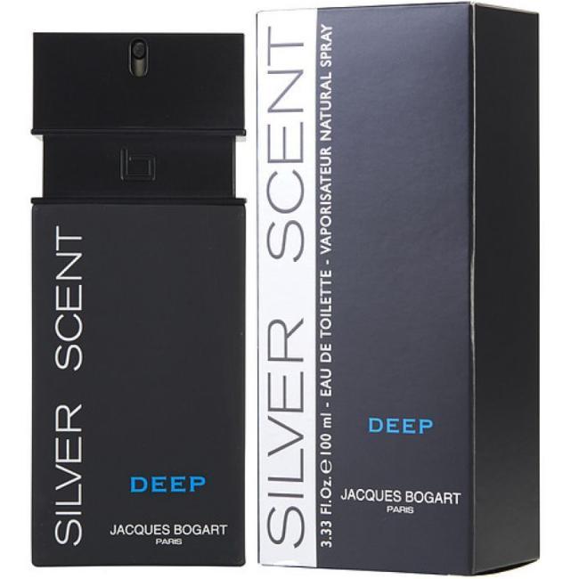 Jacques Bogart Silver Scent Deep, Eau De Toilette for Men - 100ml