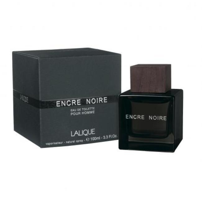 Lalique Encre Noire, Eau de Toilette for Men - 100 ml