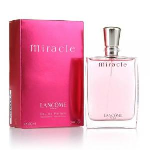 Lancome Miracle, Eau de Parfum for Women Spray - 100ml
