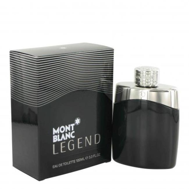Mont Blanc Legend, Eau de Toilette for Men - 100 ml