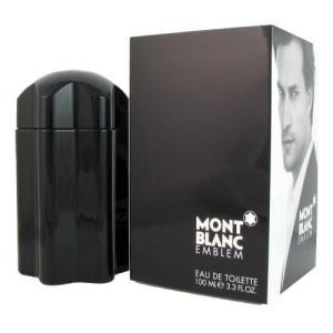 Mont Blanc Emblem, Eau De Toilette Spray for Men - 100ml