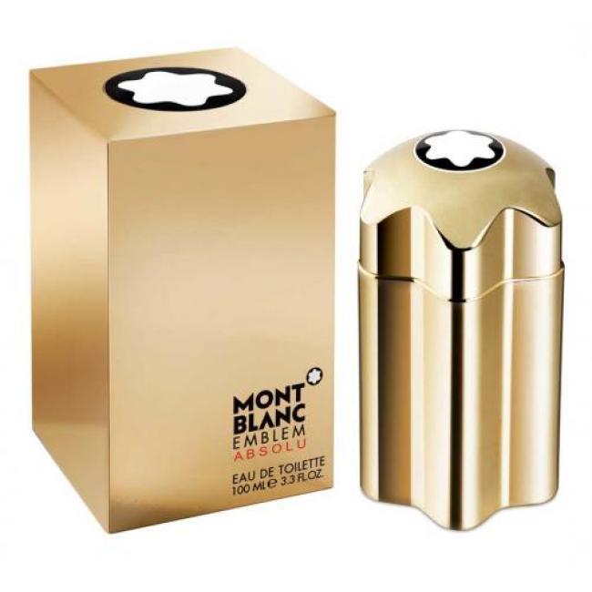Mont Blanc Emblem Absolute, Eau de Toilette for Men - 100ml