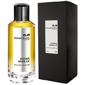 Mancera Roses Vanille, Eau De Parfum for Women - 120ml