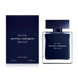 Narciso Rodriguez Bleu Noir, Eau de Toilette for Men - 100 ml