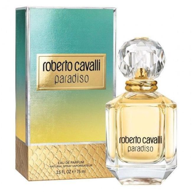 Roberto Cavalli Paradiso, Eau de Perfume for Women - 75 ml