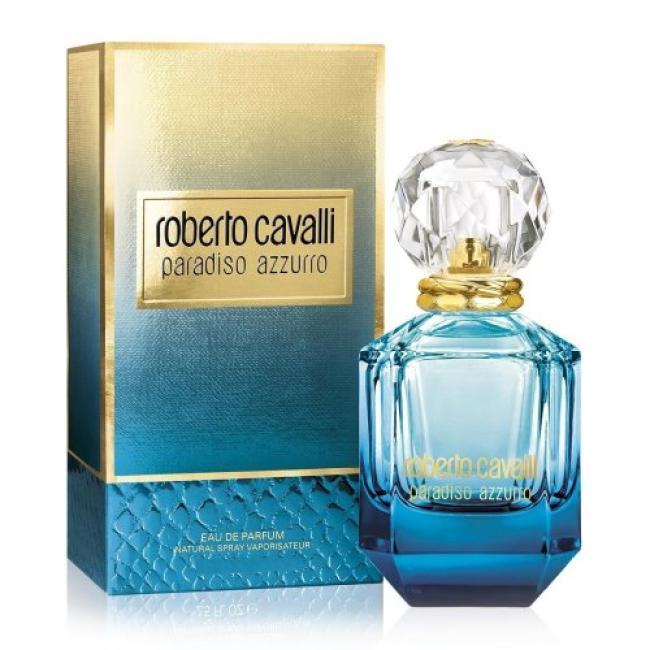Roberto Cavalli Paradiso Azzuro, Eau de Perfume for Women - 75 ml