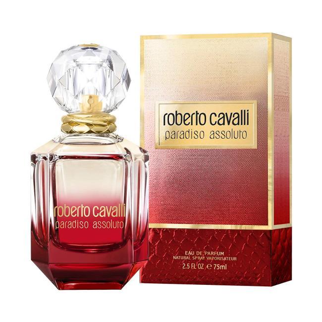 Roberto Cavalli Paradiso Assoluto, Eau De Perfume For Women - 75ml