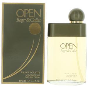 Roger & Gallet Open, Eau de Toilette for Men - 100ml