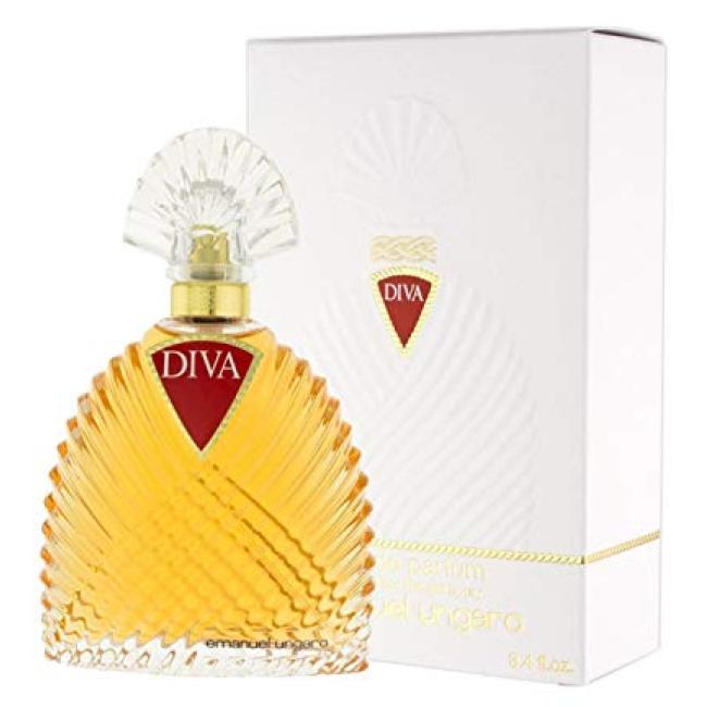 Diva by Ungaro, Eau de Perfume for Women - 100ml