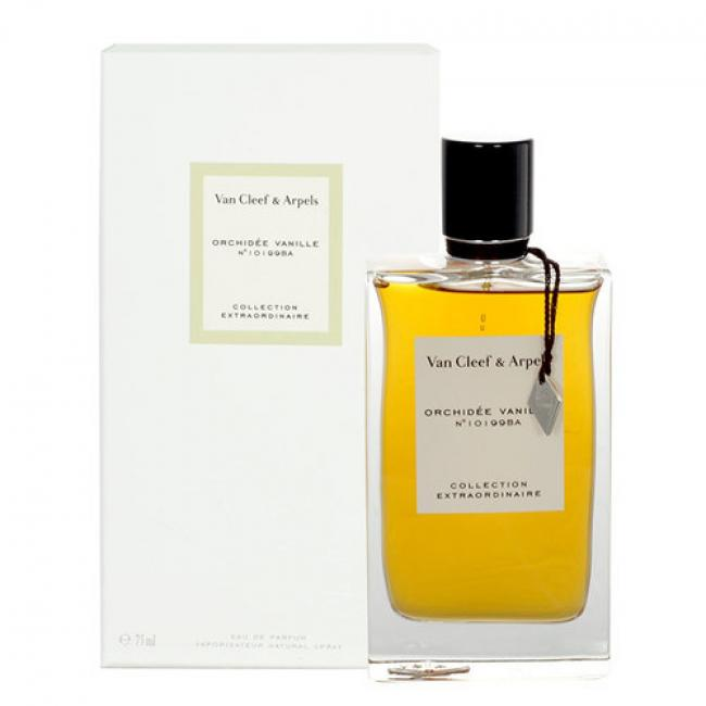 Van Cleef and Arpels Orchidee Vanille, Eau de Perfume for Unisex - 75ml