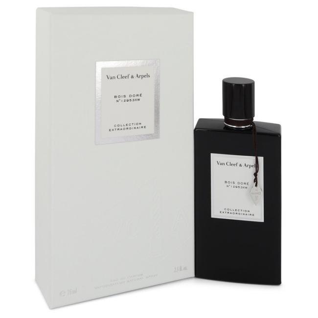 Van Cleef & Arpel Bois Dore, Eau De Perfume for Unisex - 75ml