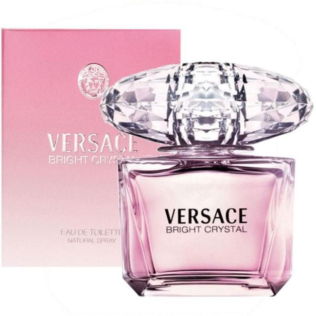 Versace Bright Crystal, Eau de Toilette for Women - 90ml