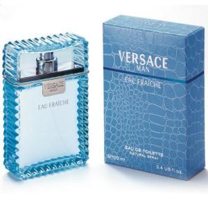 Versace Eau Fraiche, Eau De Toilette Spray for Men, 100ml