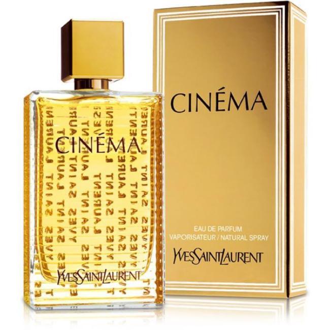 Yves Saint Laurent Cinema, Eau de Perfume for Women - 90ml