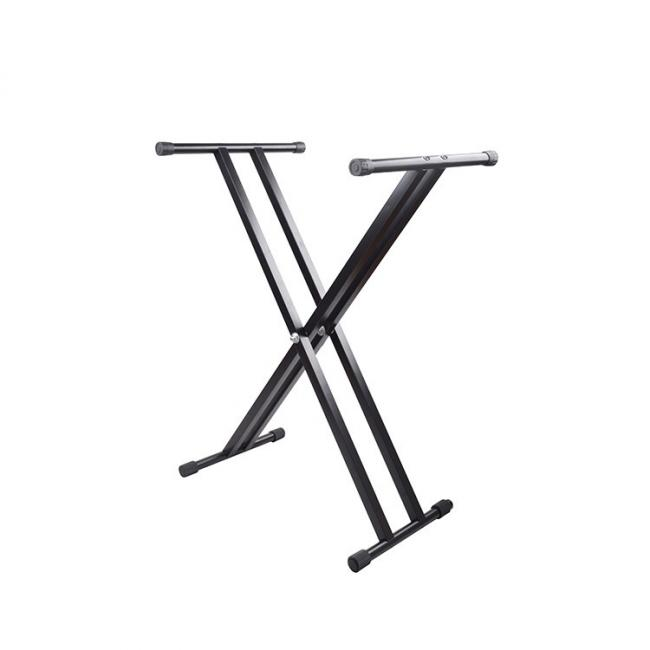 Smiger High Quality Double X Keyboard Stand - PF-E11