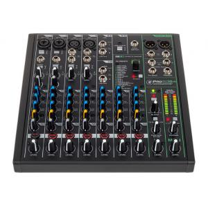 Mackie 10 Channel Professional Effects Mixer with USB - PROFX10V3